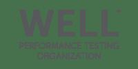 WELL-PerformanceTestingOrg